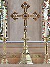 Golden Altar by Kim Slater