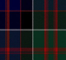 00572 MacDonald of Clanranald Tartan by Detnecs2013