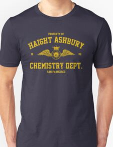 Property of Haight Ashbury Unisex T-Shirt