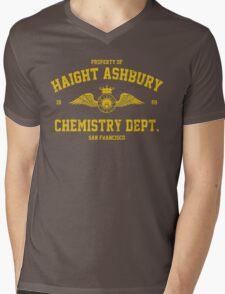 Property of Haight Ashbury Mens V-Neck T-Shirt