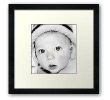 Baby Harley Framed Print