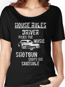 House Rules Women's Relaxed Fit T-Shirt