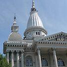 Tippecanoe County courthouse, Lafayette, Indiana, USA by nealbarnett