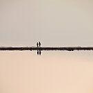 Dead Sea Stroll by Donell Trostrud