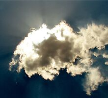I've looked at clouds from both sides now by Maureen Grobler