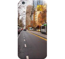 Collins Street Melbourne VIC Australia iPhone Case/Skin