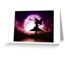 Butterfly Keeper Fairy Greeting Card