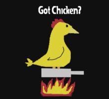 Got Chicken? 2 by Spyder761