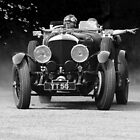 1927 Bentley Speed Six Tourer by Mark Wilson