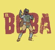 El Boba Kids Clothes