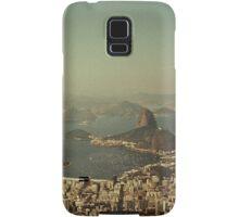 Rio de Janeiro vintage Samsung Galaxy Case/Skin
