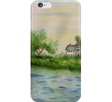 The Lakehouse iPhone Case/Skin