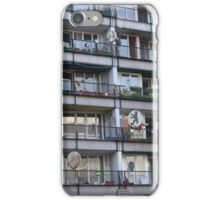 Satalite City iPhone Case/Skin