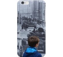 US-Army Checkpoint Charlie iPhone Case/Skin
