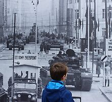 US-Army Checkpoint Charlie by theupsidedowntr