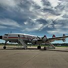 TWA Lockheed Constellation 1049 Super G by TeeMack