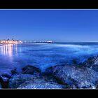 蓝色的 by Tony Yu