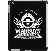 Ride Eternal iPad Case/Skin