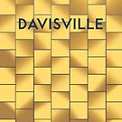 DAVISVILLE Subway Station by Daniel McLaren