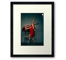 ballet 07 Framed Print