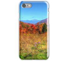 Crawford Notch iPhone Case/Skin