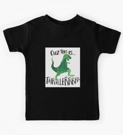 Dino Thriller Kids Tee