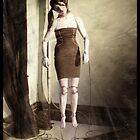 Gothic Photography Series 142  by Ian Sokoliwski