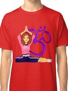 YOGA GIRL Classic T-Shirt