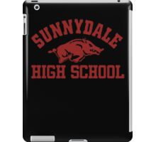 Sunnydale High Razorbacks iPad Case/Skin