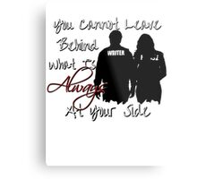 Always At Your Side Metal Print