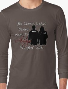 Always At Your Side Long Sleeve T-Shirt