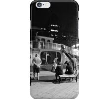 Night Park.  iPhone Case/Skin