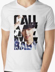 EXO Lay 'Call Me Baby' Mens V-Neck T-Shirt
