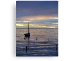 Sail Away. Canvas Print