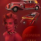 Exclusive,Auburn 1934  by andy551