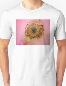 Poppy Pollen Dust Unisex T-Shirt