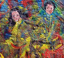 Dancing Women by Marguerite Foxon