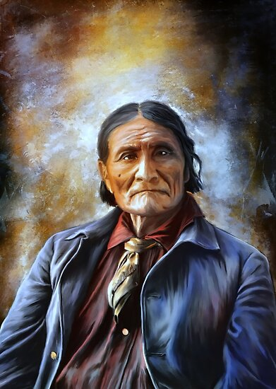 Geronimo by andy551