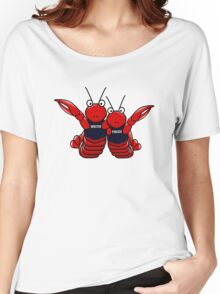 She's his lobster Women's Relaxed Fit T-Shirt