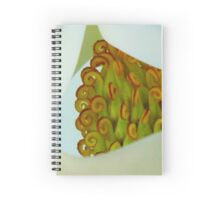 Curls Spiral Notebook