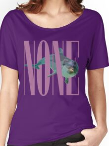 NONE.avi Women's Relaxed Fit T-Shirt