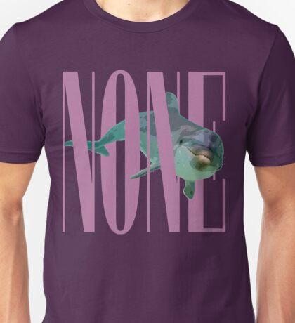 NONE.avi Unisex T-Shirt