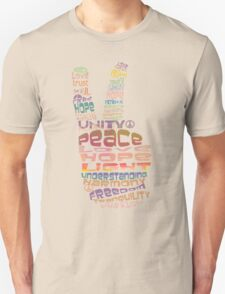 Peace tshirts T-Shirt
