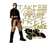 Take My Love Photographic Print