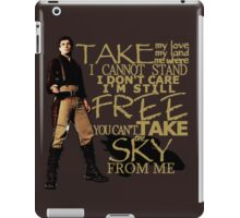 Take My Love iPad Case/Skin