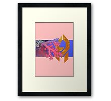 Automatic Classic Framed Print