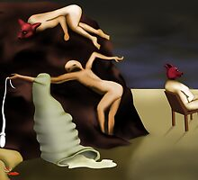 SURREALISM - Prolonging Life by surreal77