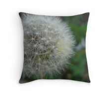 whisper softly Throw Pillow