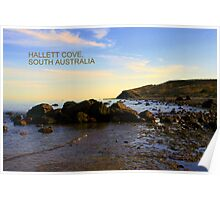 Hallett Cove, S.A. postcard. Poster