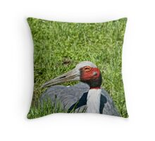It's All About The Beak!!! Throw Pillow